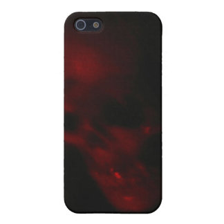 Ghostly Skull iPhone 5/5S Case