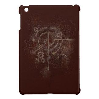 Ghostly SteamPunk Motif iPad Mini Covers