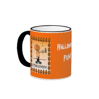 Ghostly Trick or treat Mug