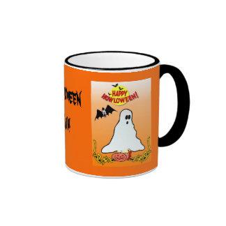 Ghostly Trick or treat Coffee Mug