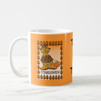 Ghostly Trick or treat Mugs