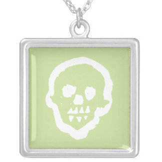 Ghostly Voodoo Necklace