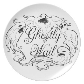 Ghostly Wail Plate