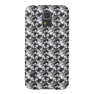 Ghosts Halloween Pattern Galaxy S5 Covers