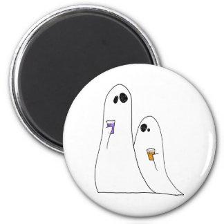 Ghosts Fridge Magnets