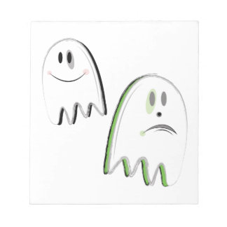 Ghosts Notepad