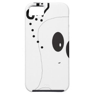 Ghosty - Boo iPhone 5 Cover
