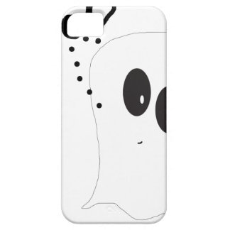 Ghosty - Boo iPhone 5 Covers