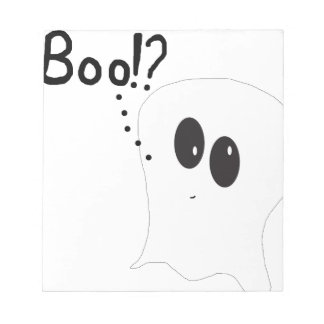 Ghosty - Boo Notepad