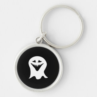 Ghoul. Black and White. Keychain