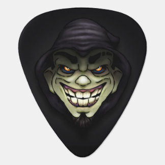 Ghoul Face Pick