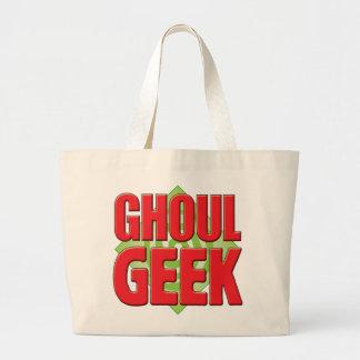 Ghoul Geek v2 Canvas Bag