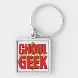 Ghoul Geek v2 Key Chains