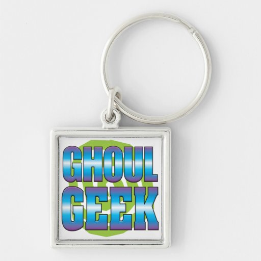 Ghoul Geek v3 Keychain
