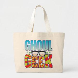 Ghoul Geek v4 Canvas Bag