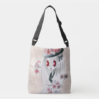 Ghoul Girl: Keira Crossbody Bag