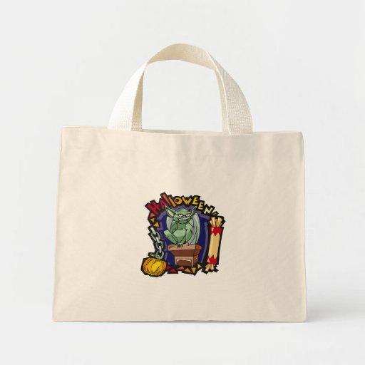 Ghoul Halloween Treat Bags