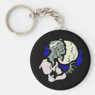 Ghoul Key Chain