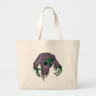 Ghoul Monster Tote Bag