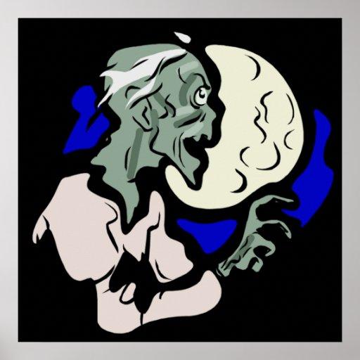 Ghoul Print