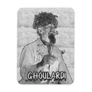 "Ghoulardi 3"" x 4"" Photo Magnet (Surreal Series 4)"