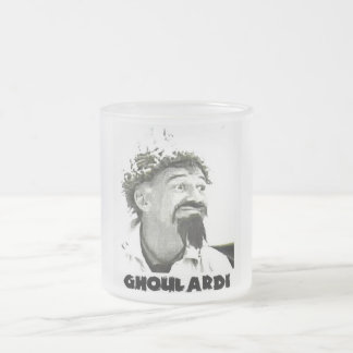 Ghoulardi (Cool It 1) Frosted 10 oz. Glass Mug
