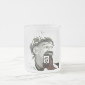 Ghoulardi (Cool It 3) Frosted 10 oz. Glass Mug