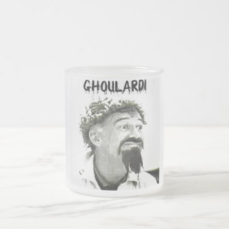 Ghoulardi (Cool It 4) Frosted 10 oz. Glass Mug