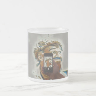 Ghoulardi (Cool It 6) Frosted 10 oz. Glass Mug