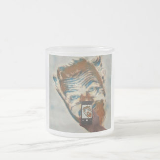 Ghoulardi (Cool It 9) Frosted 10 oz. Glass Mug