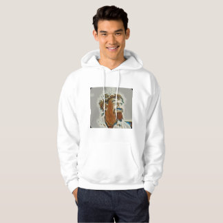 Ghoulardi (Mod 2) Men's Basic Hooded Sweatshirt