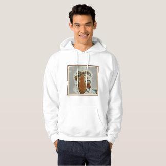 Ghoulardi (Mod 3) Men's Basic Hooded Sweatshirt