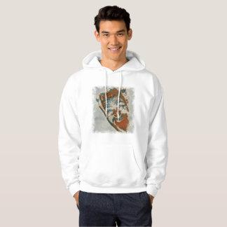 Ghoulardi (Mod 6) Men's Basic Hooded Sweatshirt