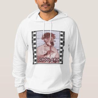 Ghoulardi (Surreal 2) Fleece Pullover Hoodie
