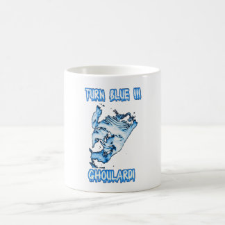 Ghoulardi (Turn Blue/Transparent) 11 oz. Mug