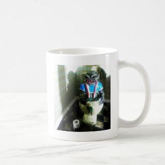 Ghoulies Retro 80's Movie Basic White Mug