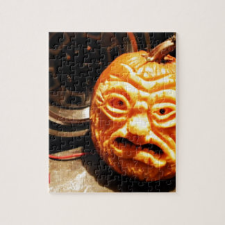 Ghoulish Gourd IV Puzzle