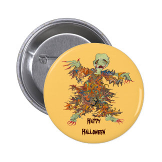 ghoulish monster pin