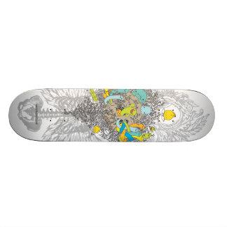 ghouls alive skate board
