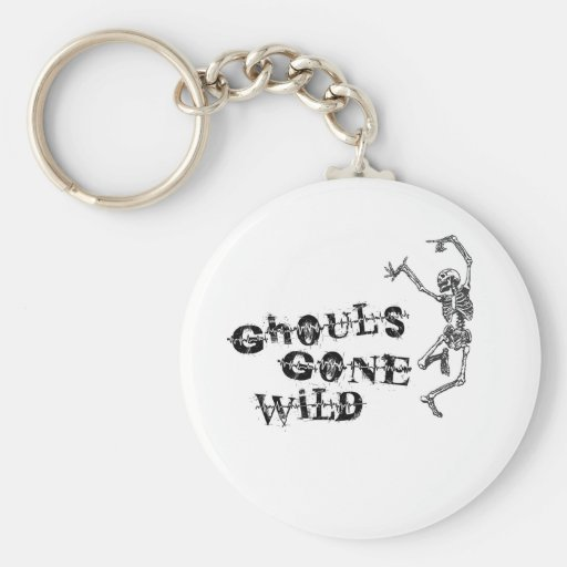Ghouls Gone Wild Key Chains