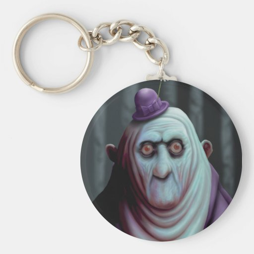 """Ghouls in Heavens Fall"" by HATE Key Chain"