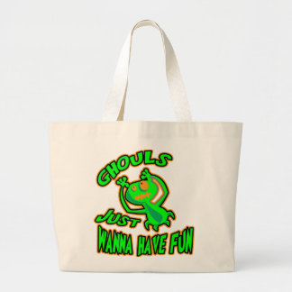 Ghouls Just Wanna Have Fun Bag
