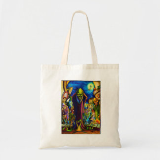 Ghoul's Night Out Budget Tote Bag