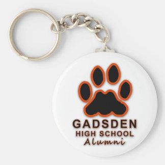 GHS-Gadsden High School Alumni Key Ring