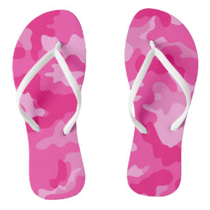 26e4714958e698 GI JANE Military Camouflage Flip Flops