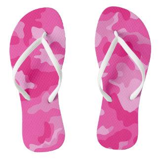 GI JANE Military Camouflage Flip Flops