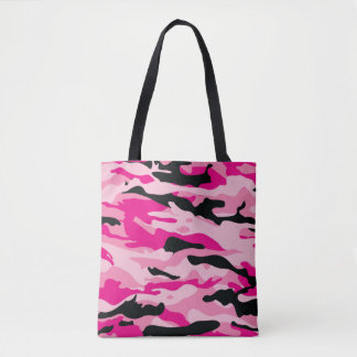 GI JANE Military Camouflage PartyTote Bag