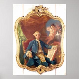 Giacomo Casanova Poster