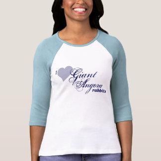 Giant Angora rabbits shirt