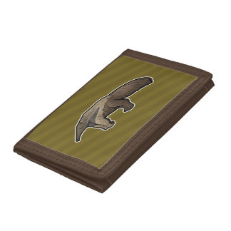 Giant Anteater Trifold Wallet